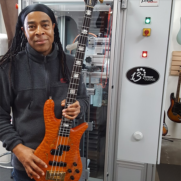 Doug Wimbish - Bass Legend - Living Colour, The Sugar Hill Gang, Mick Jagger, James Brown, Seal, Mos Def, etc