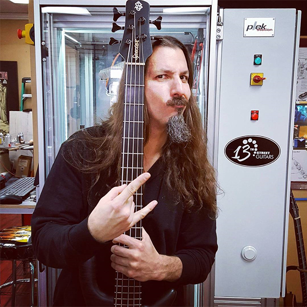 Bryan Beller - Bass for Joe Satriani, Steve Vai, Dethklok, The Aristocrats (with Guthrie Govan)