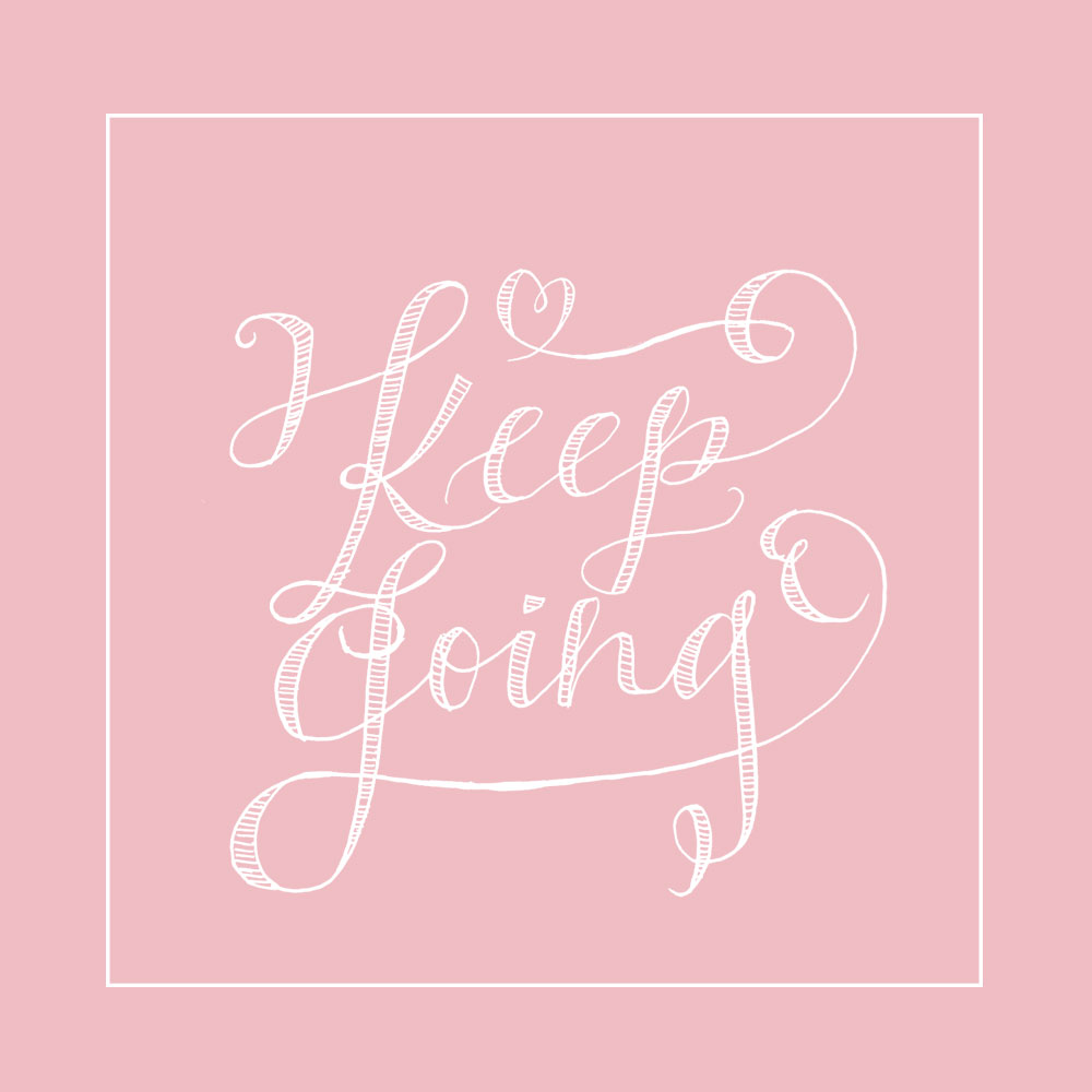 keep going jshih