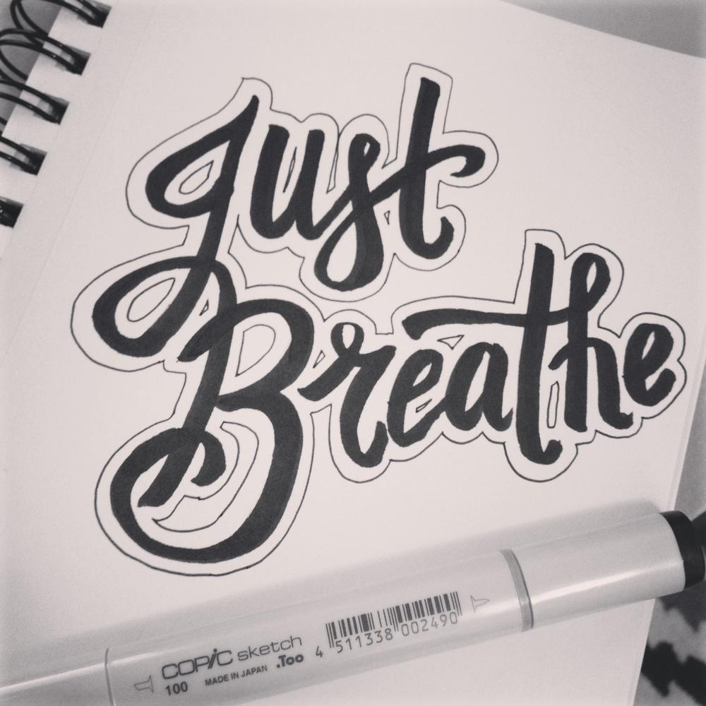 just breathe jshih