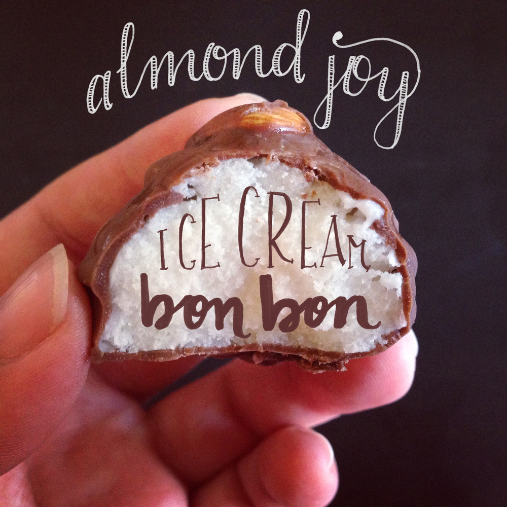 """There is something magical about the word """"bon bon""""."""