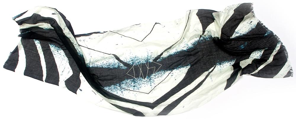 ZebraScarf