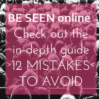 12 Mistakes to Avoid