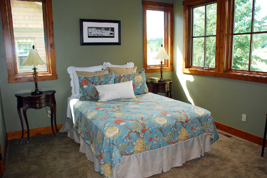 Guest Bedroom - Choteau