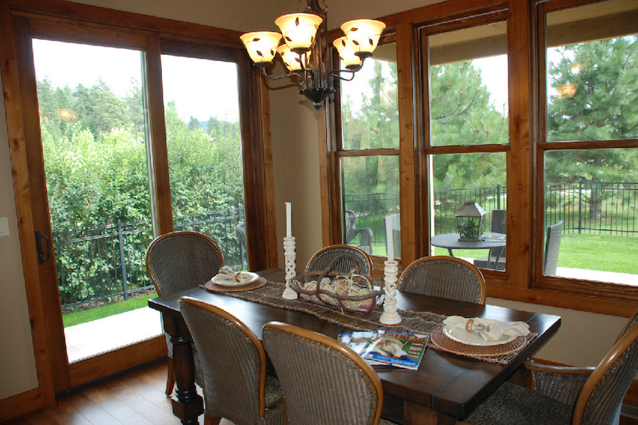 Dining Room - Choteau
