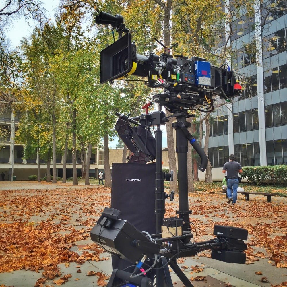The stiffest, strongest Steadicam made to date. 3 HD lines, an overbuilt electrical system, and an extremely precise gimbal make it the ideal rig for today's cameras.