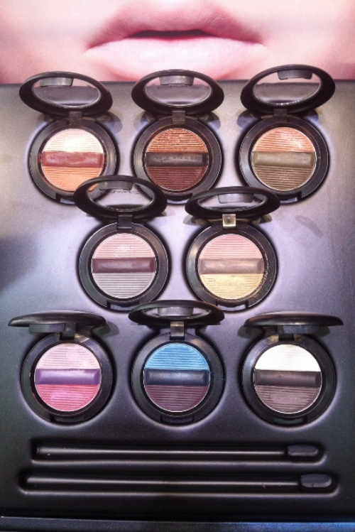 Studio Sculpt Shade and Line Eyeshadows