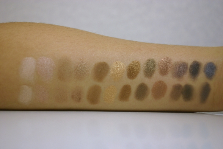 chichi nudes swatches