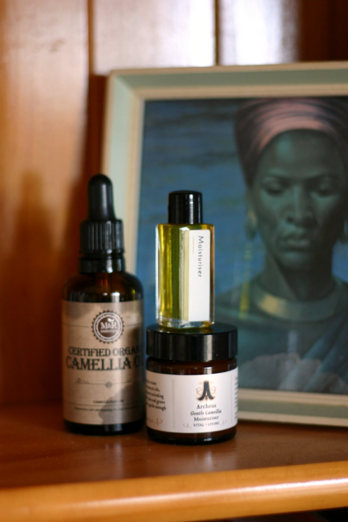camellia oil products
