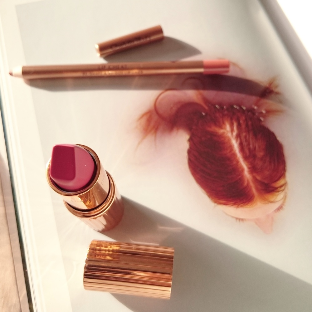My first Charlotte Tilbury items