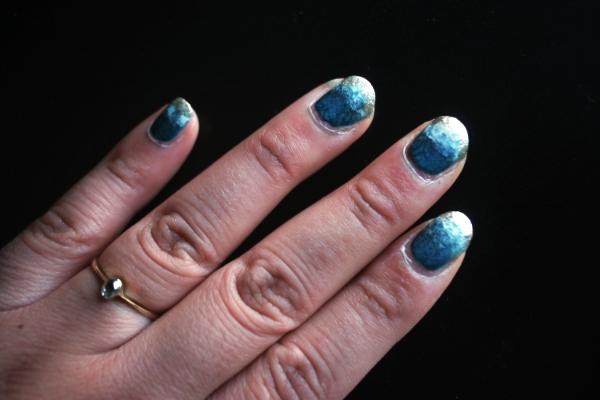 pinterest ocean inspired nail art formulax sephora ysl stories blue