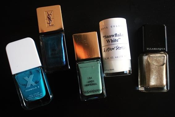 sephora formulax ysl other stories illamasqua nail polish