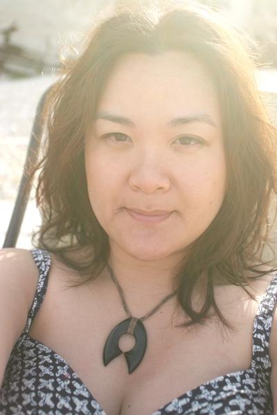 Scopello selfie: beach hair, sun rash.