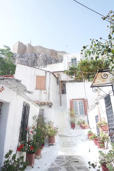 Anafiotika houses