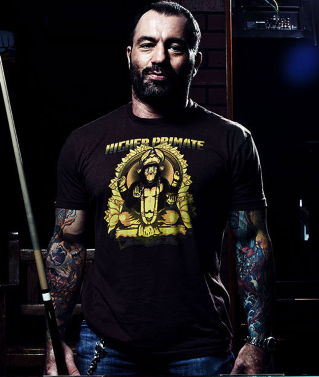 The Joe Rogan Experience - A standup comedian for over 20 years with an inquisitive and intense comedic style, Rogan's fifth hour long comedy special Joe Rogan: Triggered is availale on Netflix.Rogan is host of The Joe Rogan Experience, a long form conversation with guests that is one of the most popular comedy podcasts on iTunes.
