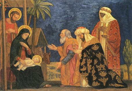 The Gift of the Magi.