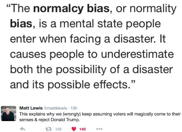 Courtesy @MattKLewis/Twitter