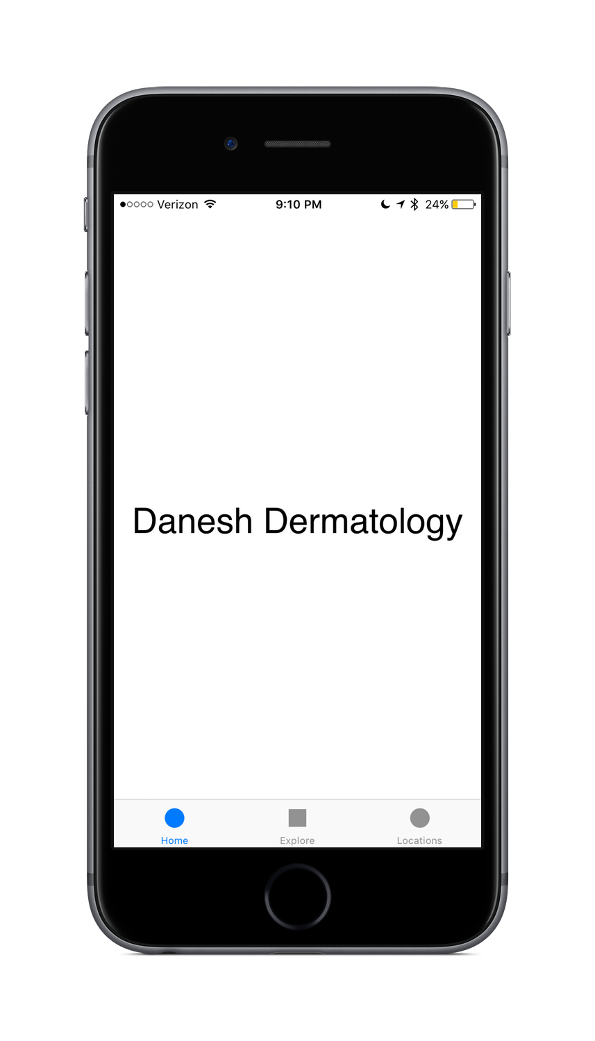Danesh iPhone