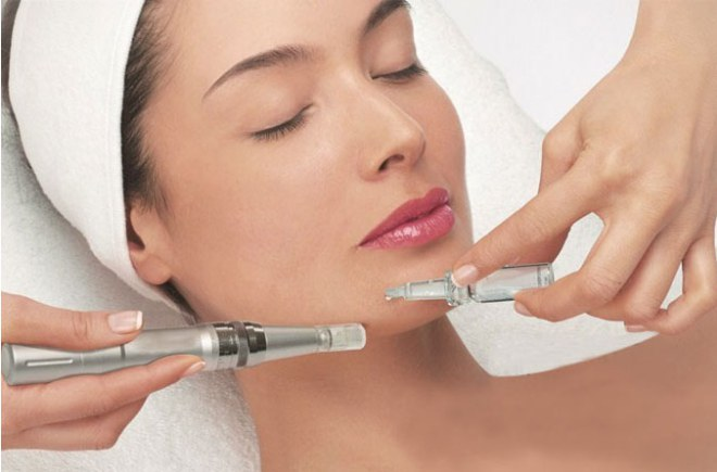 DermaPen Microneedling - Treatment of Acne Scars, pigmentation, and fine lines.