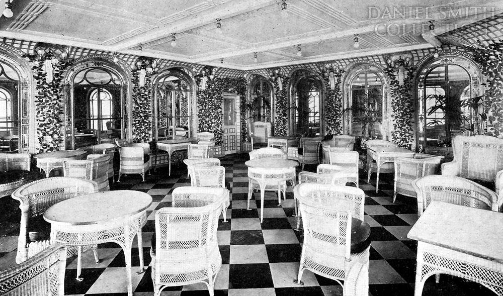 Verandah Cafe & Palm Court
