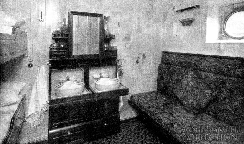 Second Class Titanic Images