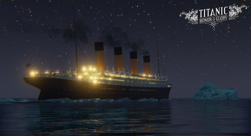 Race to piece together the puzzle and clear your name as the Titanic sails toward her fate.