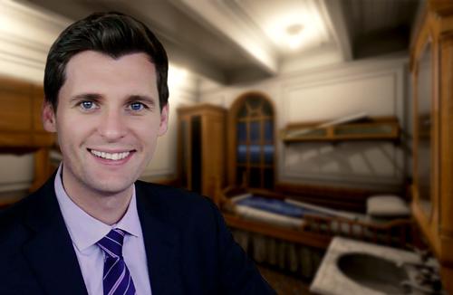 Daniel Portrait