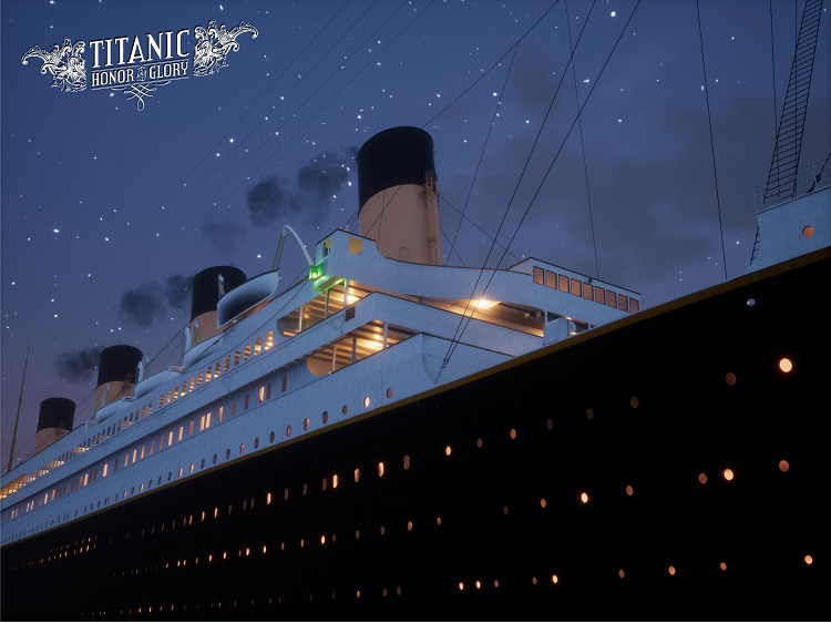 Titanic Night Sailing (A) 15 units sold.