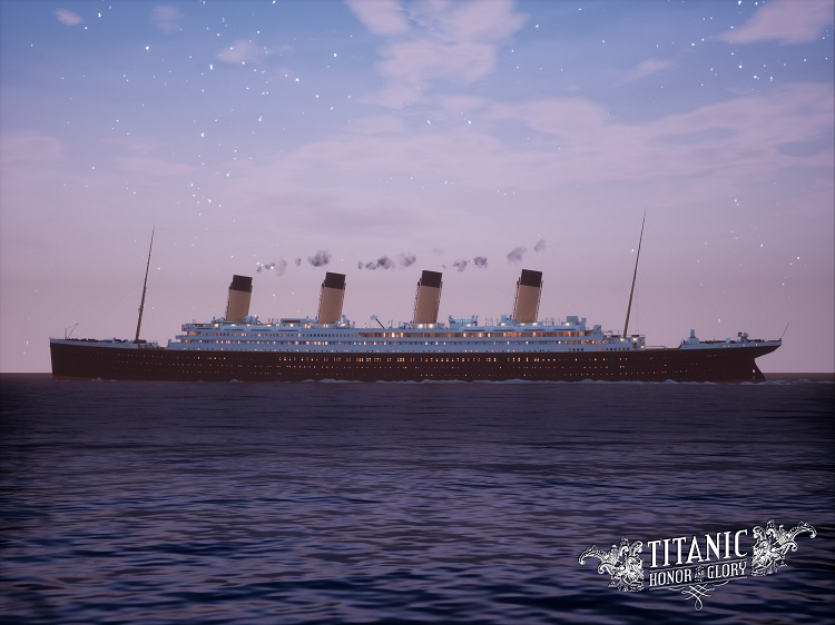 Titanic Twilight Sailing (A) 20 units sold.