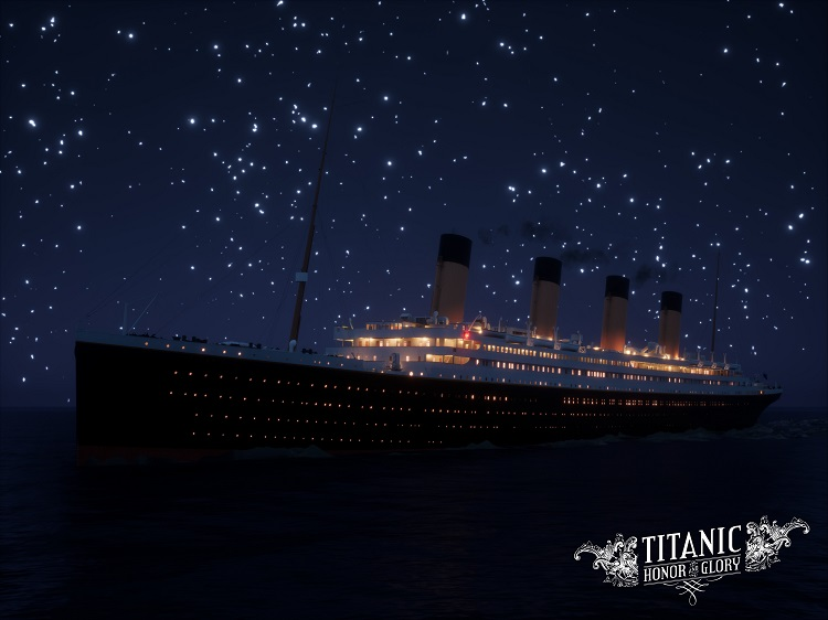 Titanic Night Sailing (C) 20 units sold.