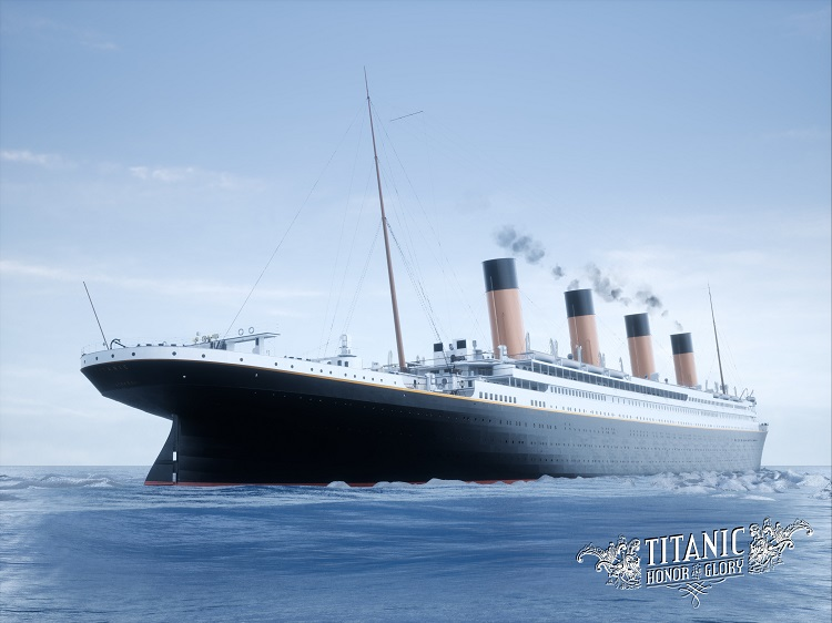 Titanic Daytime Sailing (B) 20 units sold.