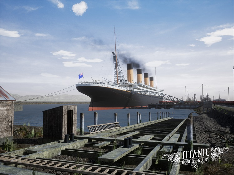 Titanic at Belfast (A) 25 units sold.