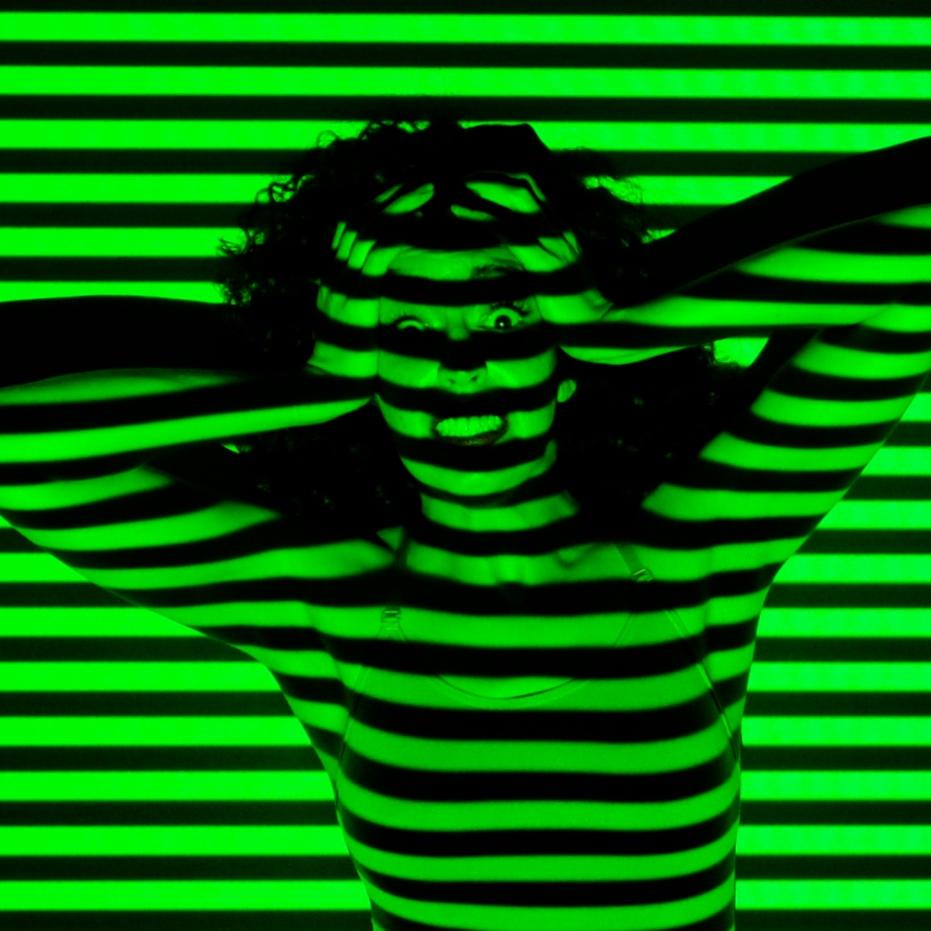 The McCollough Effect Green Prime