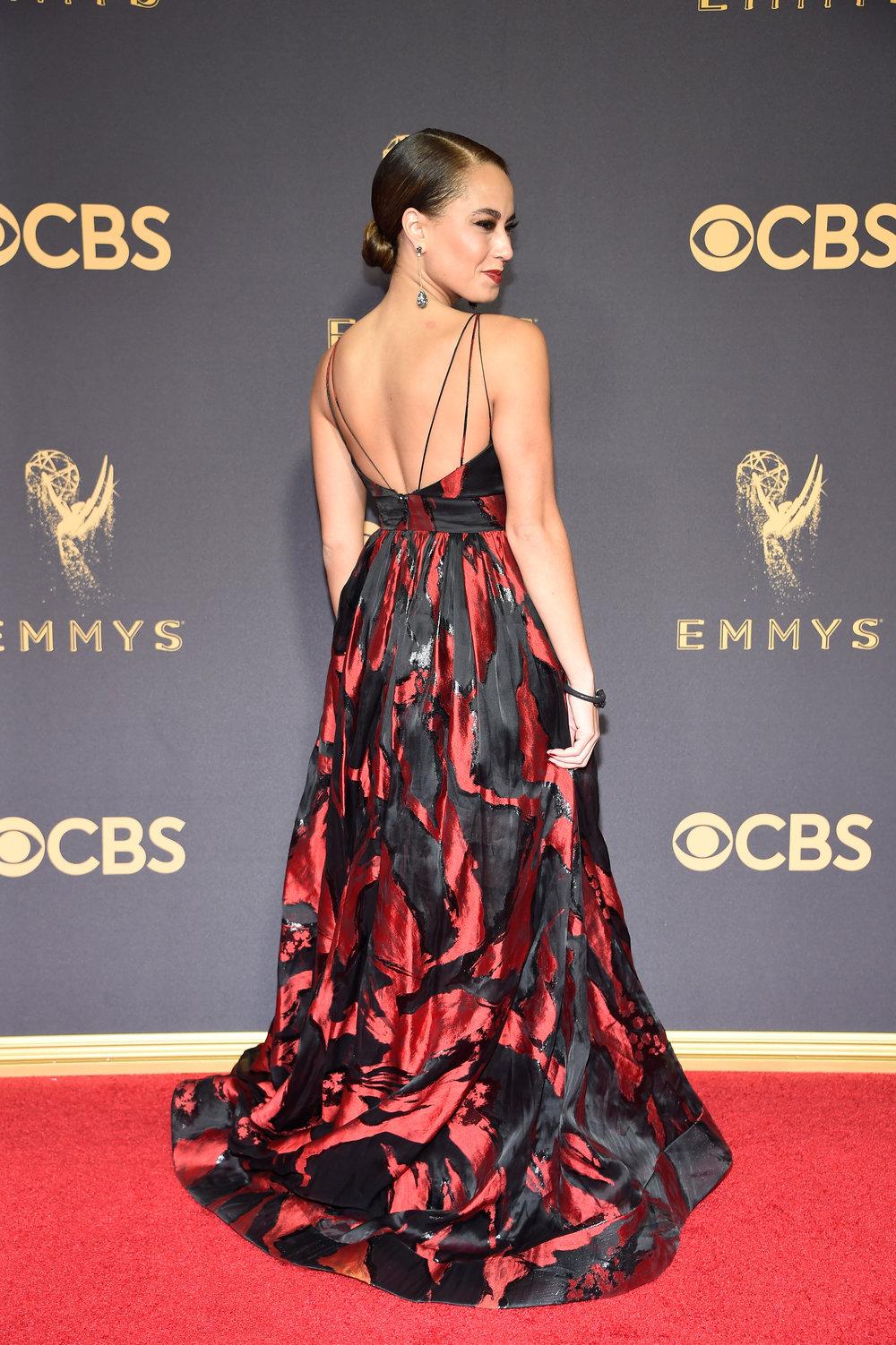 Alex Hudgens - Emmys
