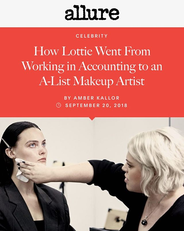 THIS! @lotstar featured in @allure Huge thanks to @amber.kallor @spanych @heymichellelee for the amazing piece! Loved having @amber.kallor at the #LottieMasterclass #lottiemakeup A MUST READ! Link in bio #photo @mikegonzalezstudio . . . . . #Beauty #fashioneditorial #Cosmetics #hair #MUA #promakeupartist #beautyphotography #fashionphotography #artist #beautypr #ArtistAgency #beautypublicrelations #publicrelations #lips #eyes #contour #cheeks #hairstyle #beautiful #skin #editorial #beautyeditorial #beautiful #artist #creative #style #gorgeous
