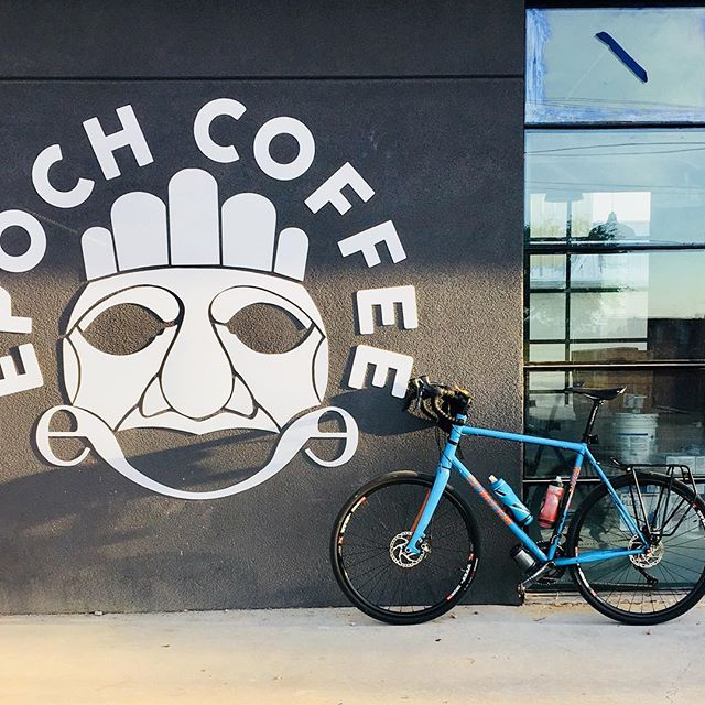 Happy to say @epochcoffee is open on Far West.