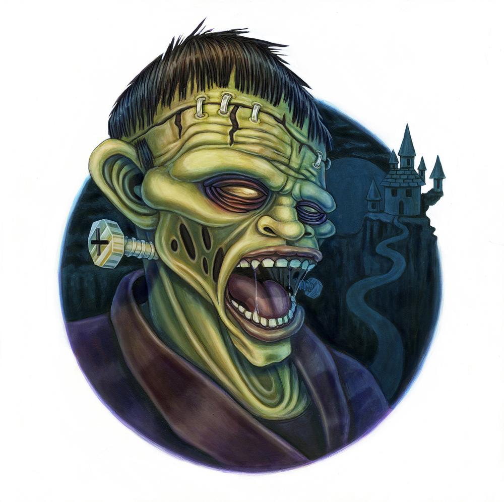 Franken-Zombie