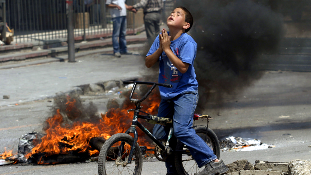 West Bank Intifada