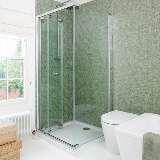 Green-Iridescent-Mosaic-tiled-Shower-Ideal-Home-Housetohome.jpg