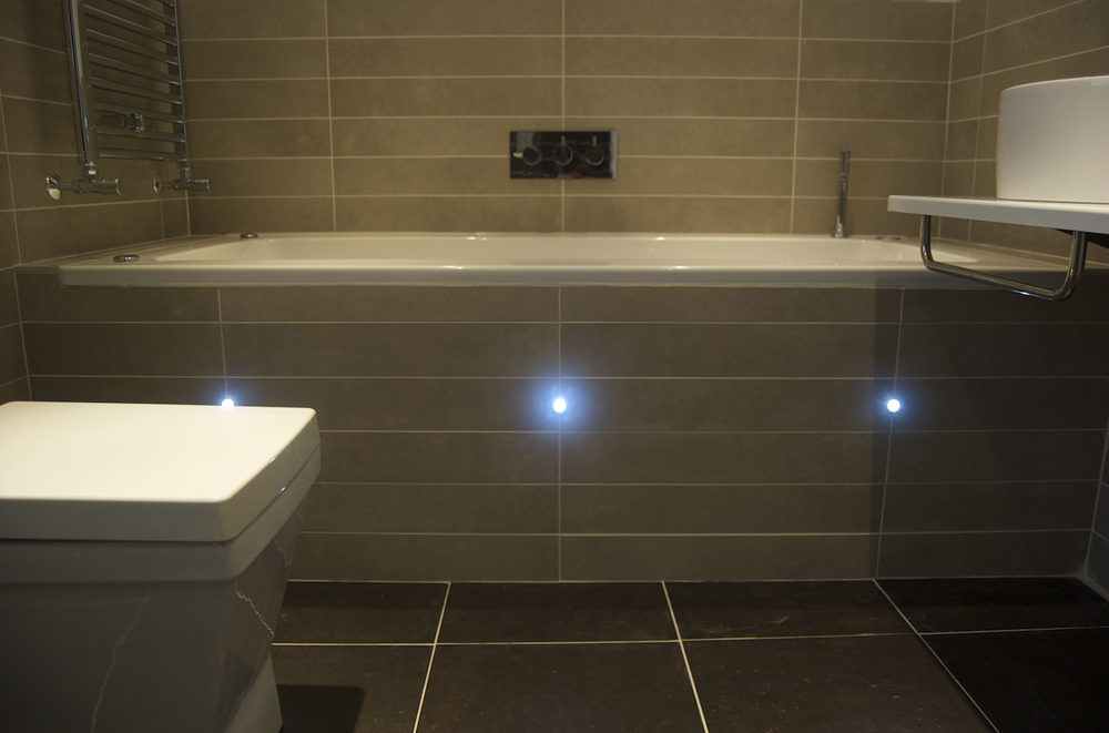 Bathroom design in Thames Ditton