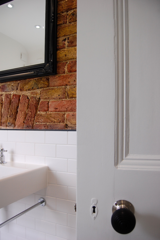 Bathroom in Hampton Fired Earth Roca Duravit Retreat Bathrooms Design - 14.jpg