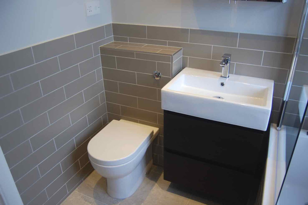 Bathroom in Teddington Saneux Flova EuroTiles Retreat Bathrooms Design - 10.jpg