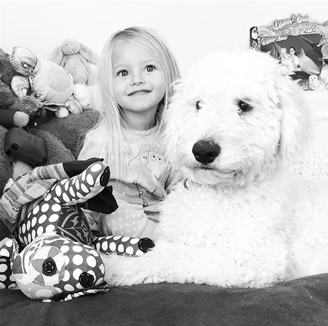 """Me and my polar bear"" - Bumble #bestoffriends"