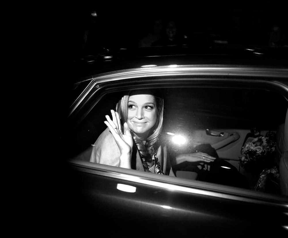 Queen Maxima (RNW, Radio Netherlands Worldwide)