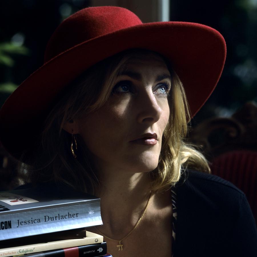 Jessica Durlacher (Opzij Magazine)