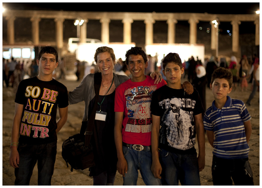 Jerash, Jordania