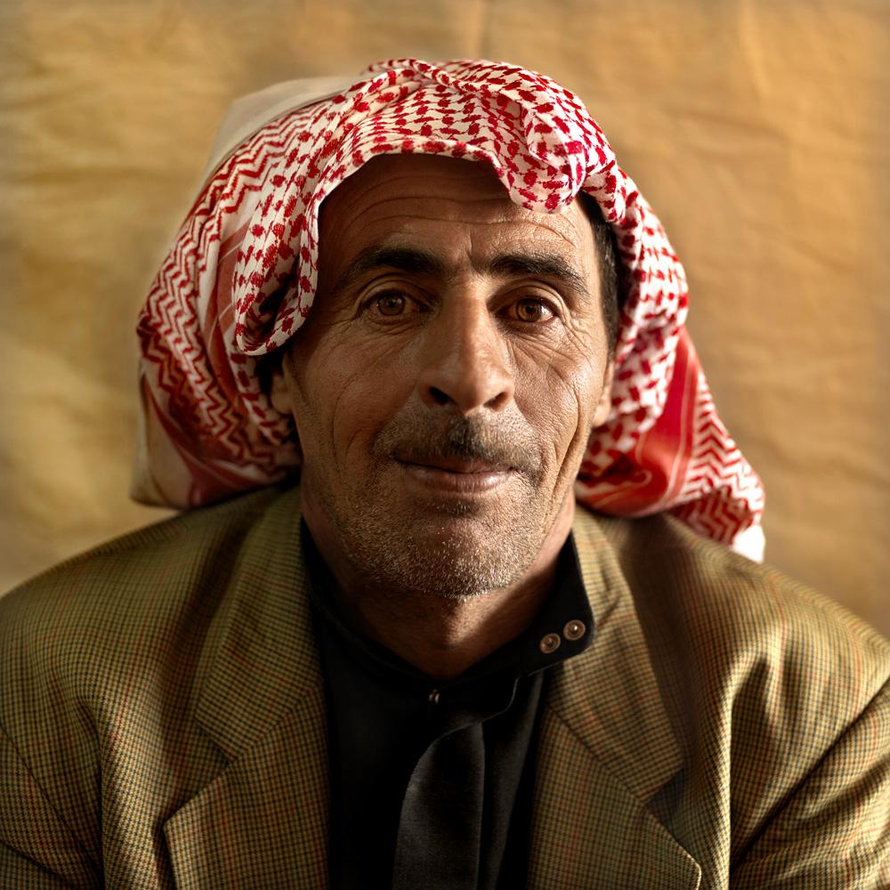 Satouf al Mohamad (51) from Hamah
