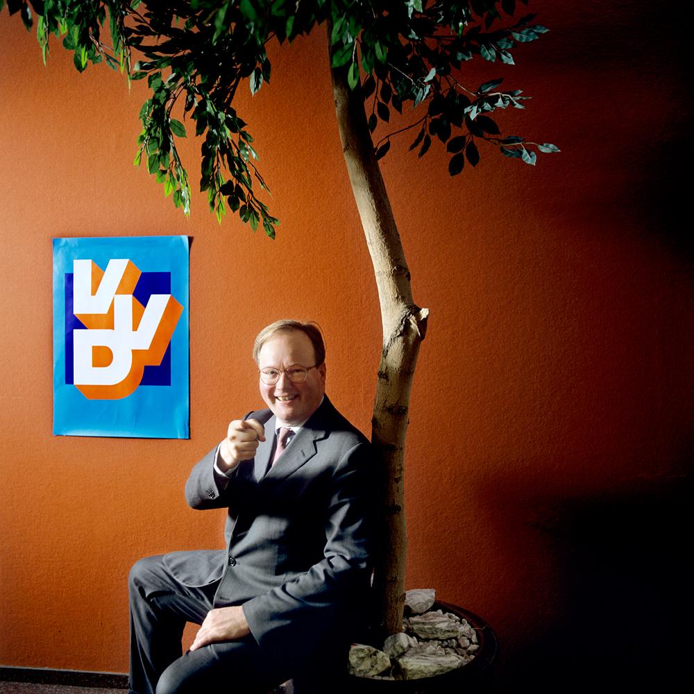 Hans van Baalen (HP de Tijd)