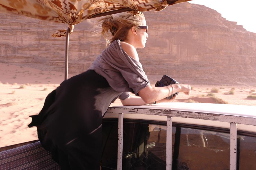 Jordanie, Wadi Rum