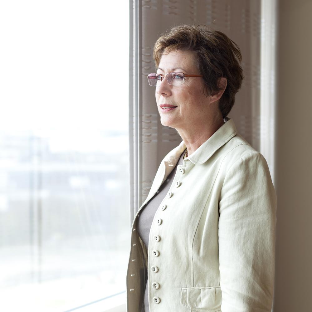 Anette Dumig, Management Board UWV  Client: UWV Magazine